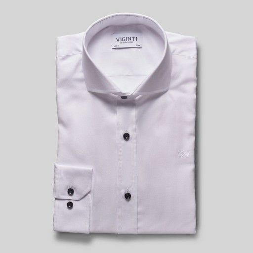 "Camisa slim ""In Albis"""