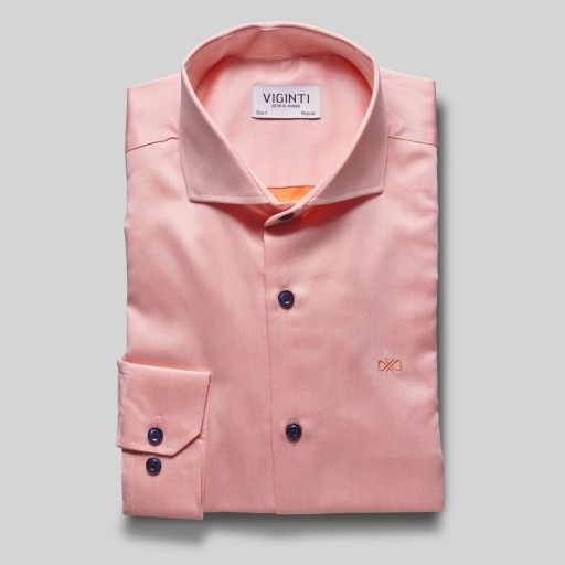 "Camisa regular ""Minerva II"""
